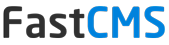 FastCMS бесплатный конструктор интернет магазина